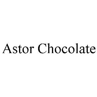 AstorChocolate
